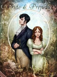Pride And Prejudice by AireensColor