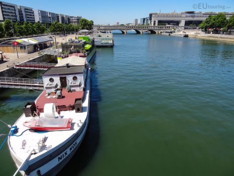 The Nix Nox on the Seine by EUtouring