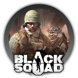 Black Squad - Icon by Blagoicons