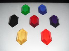 Rupees, more colors by ChinookCrafts