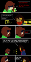 Endertale - Page 32 by TC-96