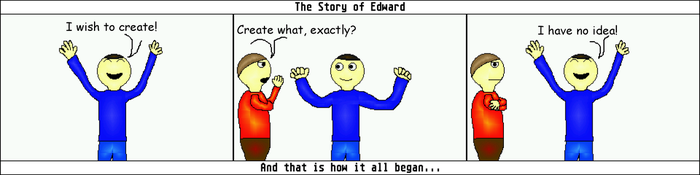 The Story of Edward by Edward256