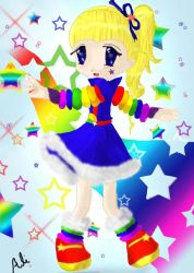 Remember Rainbow Brite by SweetNLoewy