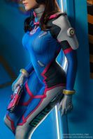 Cosplay D.VA from Overwatch by lAmikol
