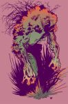 swamp thing by Robbi462