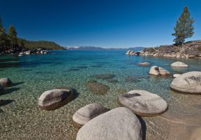Eastern Shore of Lake Tahoe2 by MartinGollery