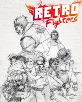Retro Fighters by Pyroow
