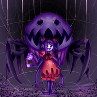 -- Spider Dance -- by Peach-n-Key