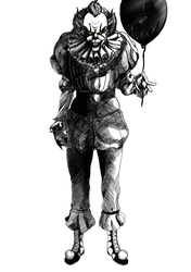 Pennywise The Dancing Clown by Deadmen23-3