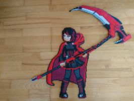 Ruby Rose - RWBY by MagicPearls