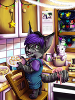 Kuraikos Cookie Bakery by Kampfkewob