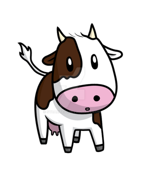 It's cow! by SybariteVI