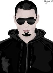 afrojack by AHDesigner