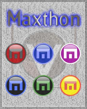 Maxthon by cross1492
