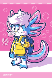 Bubble AKO by BabyZhang