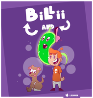 Billii and Billii - My first Webcomic! by dxlucasxb
