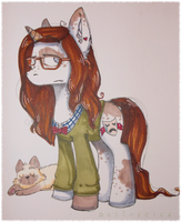 My ponification by Maslozerca