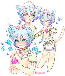 Custom Adopt: Quinn by Costly