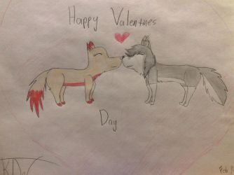 Happy Valentines Day by kayla4799