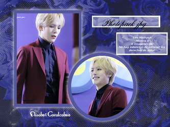 Lee Minhyuk pack 1 by ElisabetCavalcabue