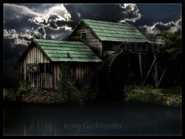The darker house by jego0320