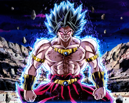 Broly Limit Break by NARUTO999-BY-ROKER