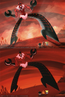 Paintover - Powerpuff Girls - Him Transforms by SaTTaR