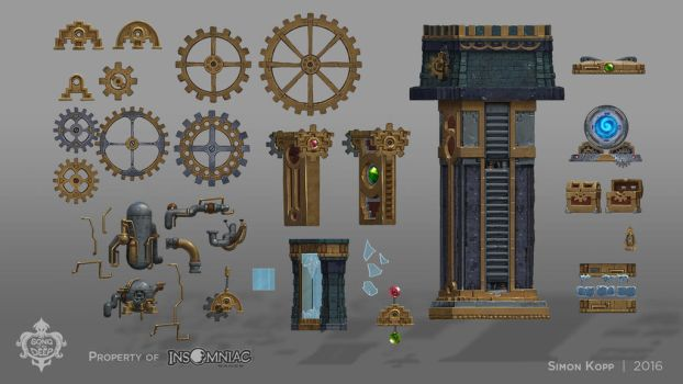 Song of the Deep - Fomori Gameplay Assets by acapulc0