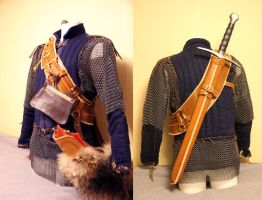 Back scabbard by Noctiped