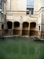 Roman Baths - Three by bristrek