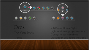 Orck - The Orb Dock by 666ANIME