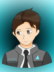 Connor by OverlordTimothy