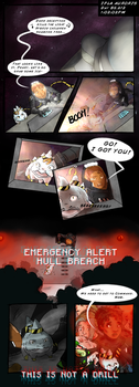 End of Eden [Mod Comic 3] by lixelated