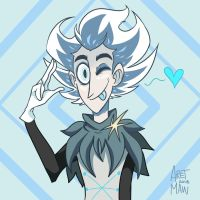 Cute Icy Wilson by AretMaw