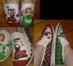 my new shoes by deadeuphoric