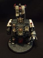 Brother Krieg by Carcharadon