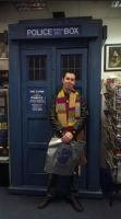 The Who Shop International - 1960's Movie Tardis by DoctorWhoOne