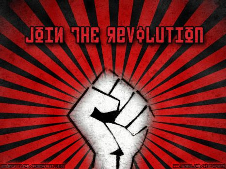 Join The Revolution by SethPDA