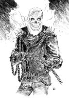 Ghost Rider by deankotz