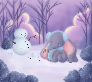Winter Wonders by parochena