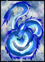 element water dragon by NR3