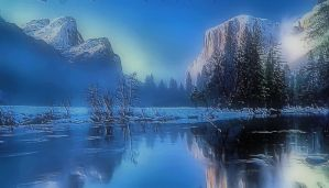 Enchanted Yellowstone by montag451