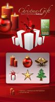 Christmas Dock Icons by petercui
