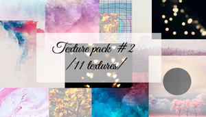 Pack Textures #2 // by andreakaisoo