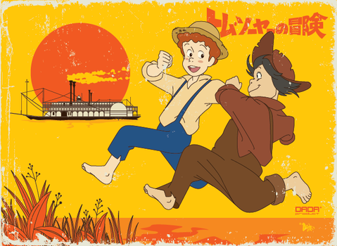 tom sawyer 1 by daikikun75