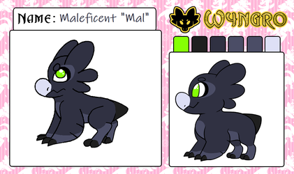 Wyngro: Maleficent Approval by CelticQuailKnight