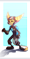 Ratchet by x-RUFUS-x