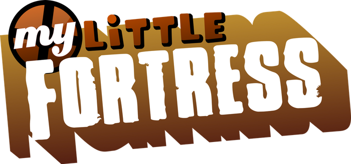 My Little Fortress - Logo by Firestorm-CAN