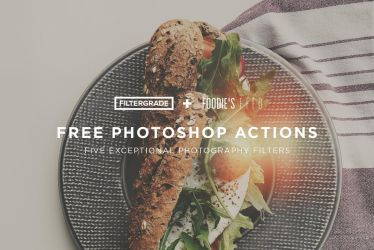 Free Photo Actions by FilterGrade + Foodie's Feed by filtergrade