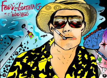 Fear and Loathing in Las Vegas by Pixel Viruz by PixelViruz